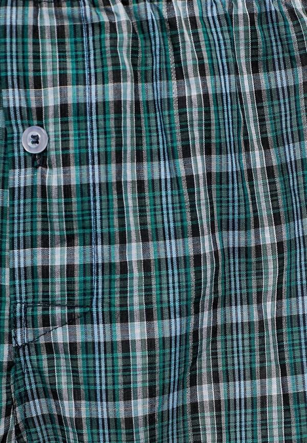 Фото 2 - мужские трусы Modis зеленого цвета