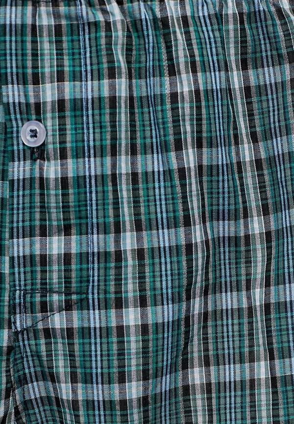 Фото 4 - мужские трусы Modis зеленого цвета