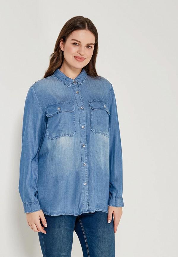 Купить Рубашка джинсовая Modis, MO044EWAGPY5, синий, Весна-лето 2018