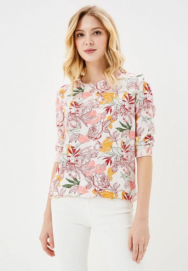 женская блузка modis, разноцветная
