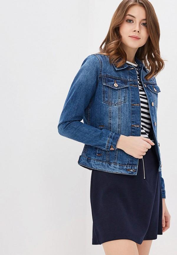 Купить Куртка джинсовая Modis, MO044EWBASX5, синий, Весна-лето 2018