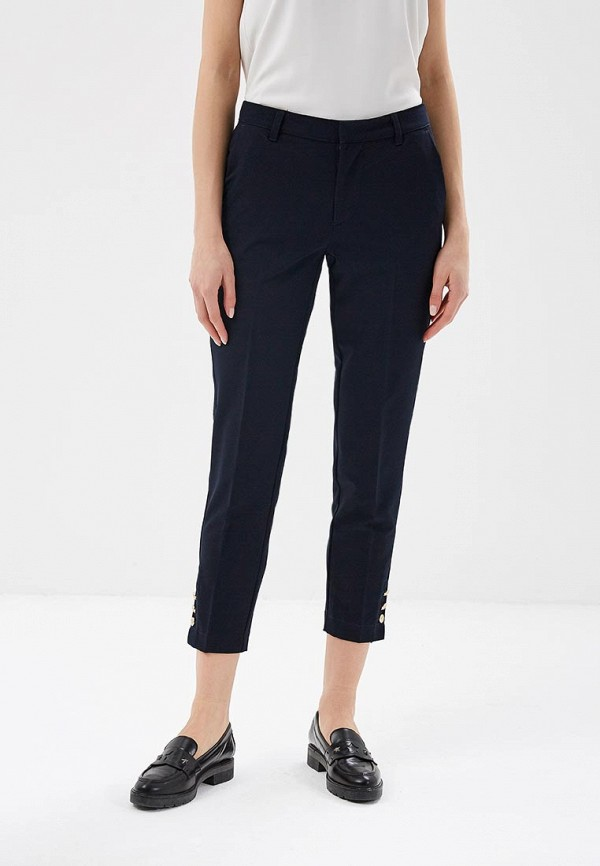 Купить женские брюки Modis синего цвета