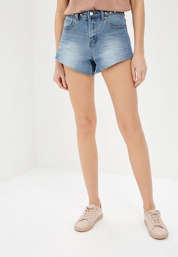 Шорты джинсовые Modis Modis MO044EWBEBG5 шорты джинсовые modis modis mo044ebbasf3