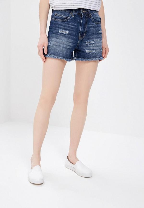 Шорты джинсовые Modis Modis MO044EWBEBG6 шорты джинсовые modis modis mo044embkhx5