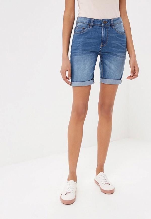 Шорты джинсовые Modis Modis MO044EWBHJH8 шорты modis modis mo044ebaxxq7