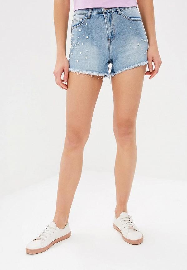 Шорты джинсовые Modis Modis MO044EWBKID2 шорты джинсовые modis modis mo044embebd0