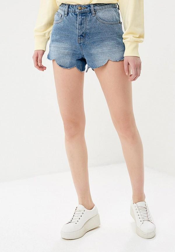 Шорты джинсовые Modis Modis MO044EWBKID4 шорты modis modis mo044ebaxxq7