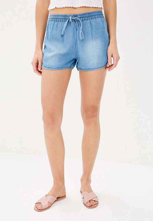 Шорты джинсовые Modis Modis MO044EWBKID5 шорты джинсовые modis modis mo044embebd0