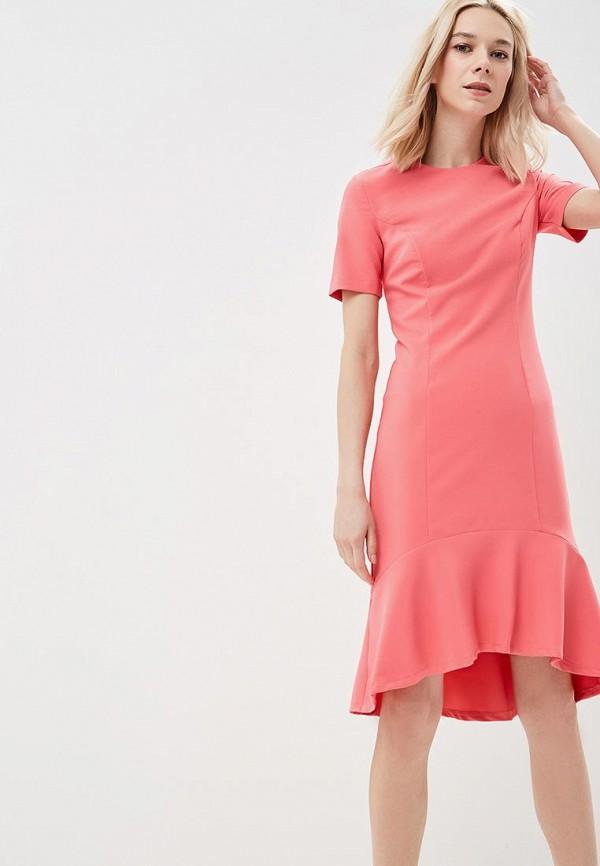 Фото - женское платье Modis розового цвета