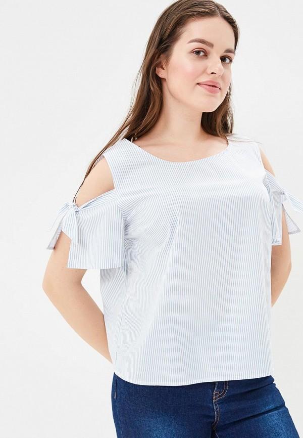 Блуза Modis Modis MO044EWBKJD3 блуза modis modis mo044ewajlq4