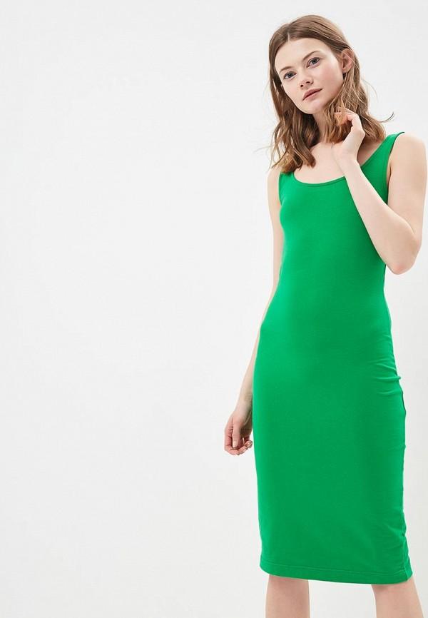 Фото - женское платье Modis зеленого цвета