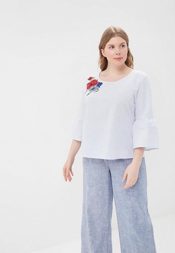 Блуза Modis Modis MO044EWBLOB3 блуза modis modis mo044ewdvlx3
