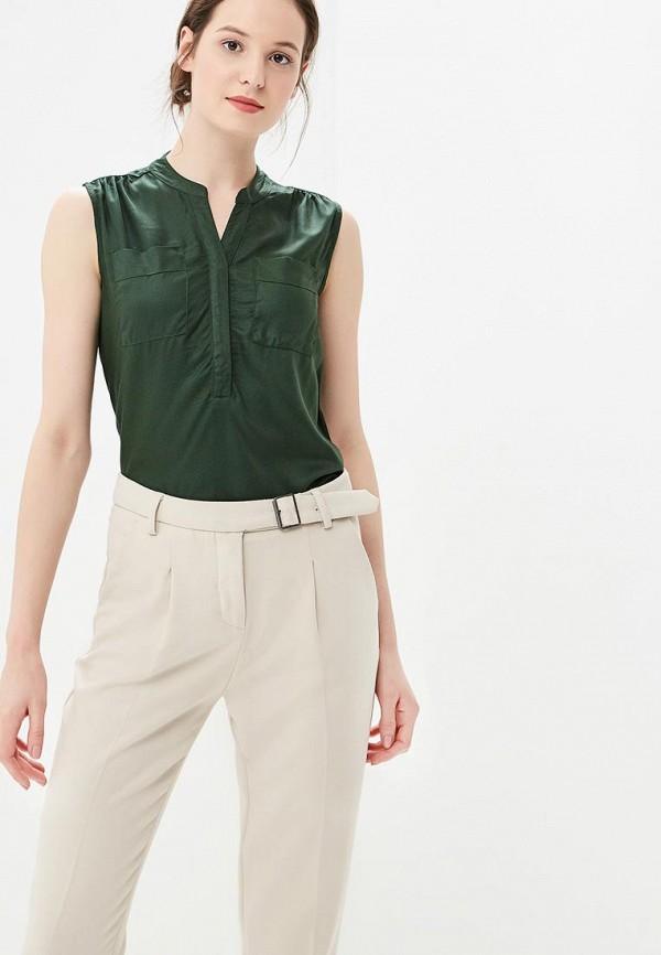 женская блузка modis, хаки
