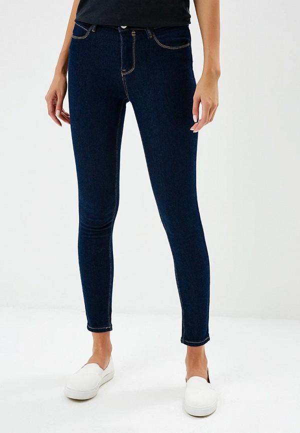 Фото - женские джинсы Modis синего цвета