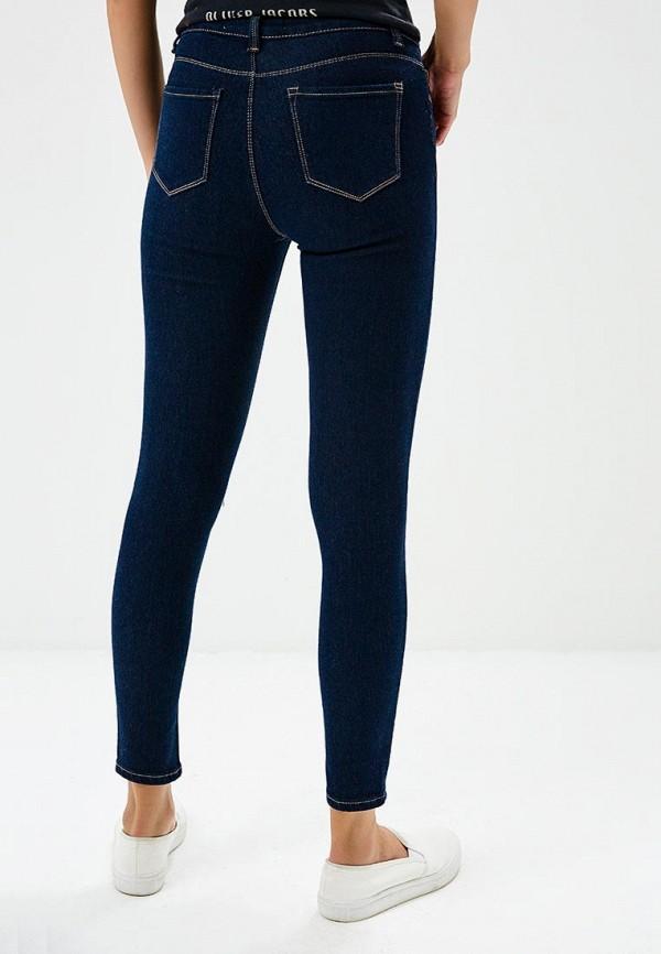 Фото 3 - женские джинсы Modis синего цвета
