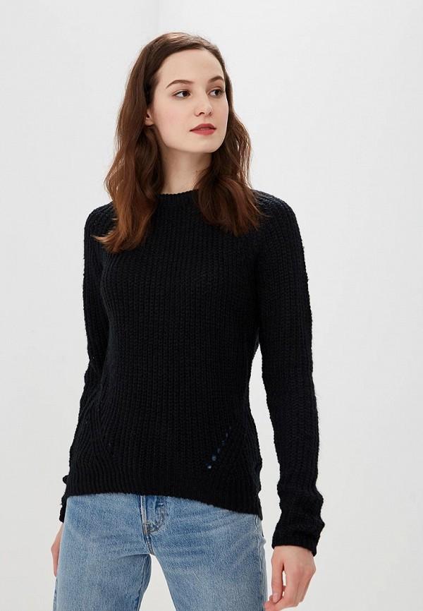 женский джемпер modis, черный