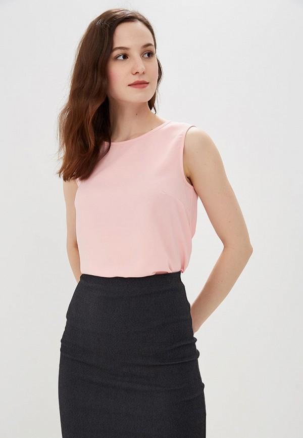 Фото - женскую блузку Modis розового цвета
