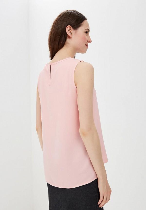 Фото 3 - женскую блузку Modis розового цвета