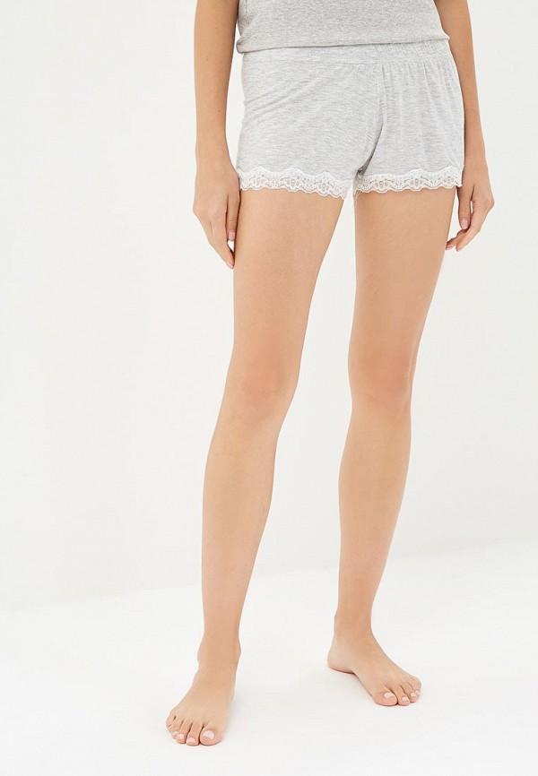 женские шорты modis, серые