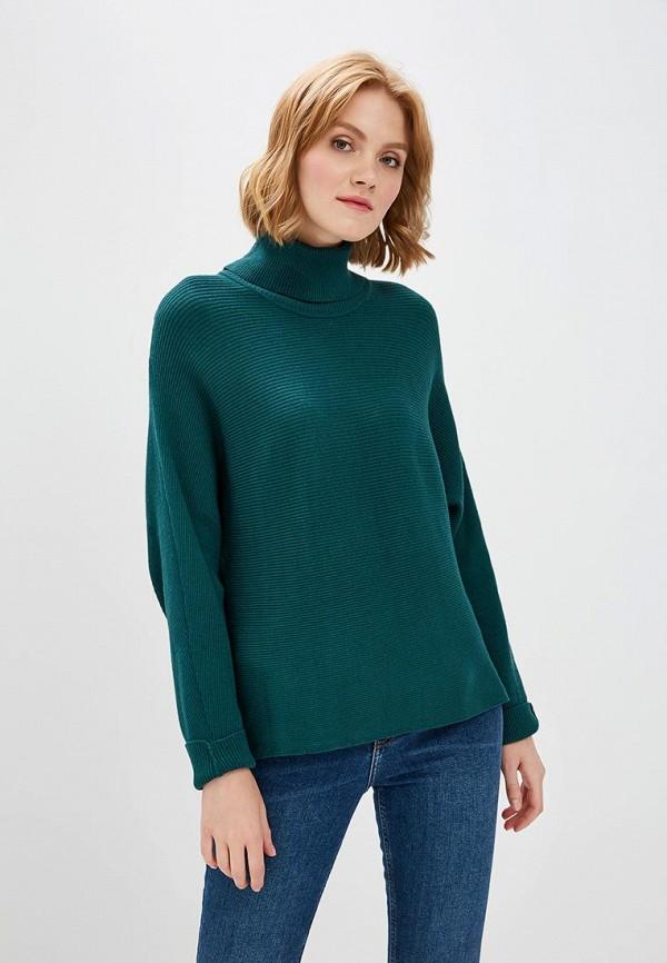 женский джемпер modis, зеленый