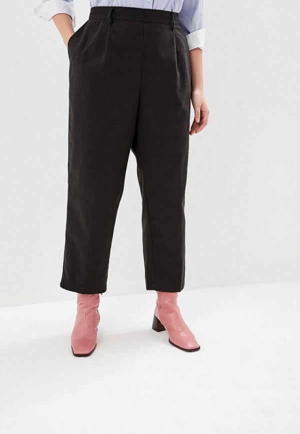 женские брюки modis, черные