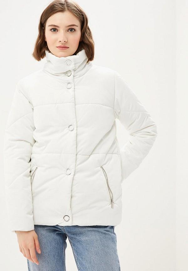 Купить Куртка утепленная Modis, mo044ewcsxk9, бежевый, Осень-зима 2018/2019