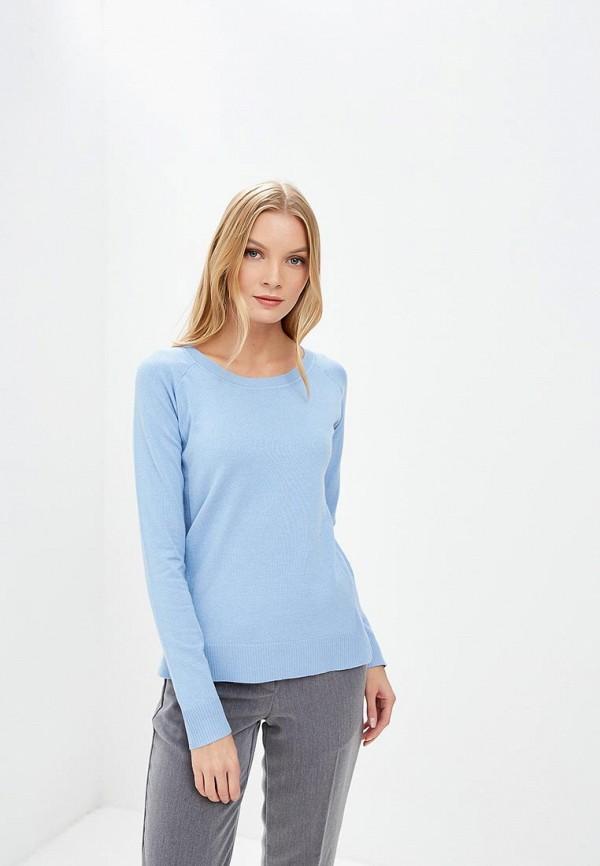 женский джемпер modis, синий