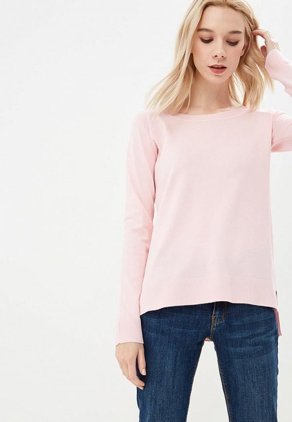 женский джемпер modis, розовый