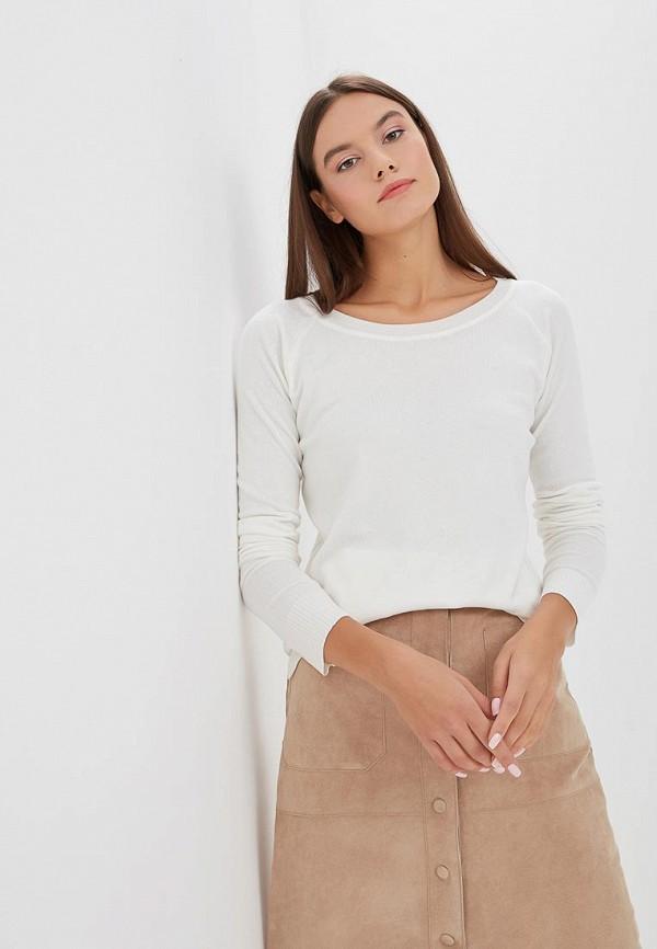 женский джемпер modis, белый