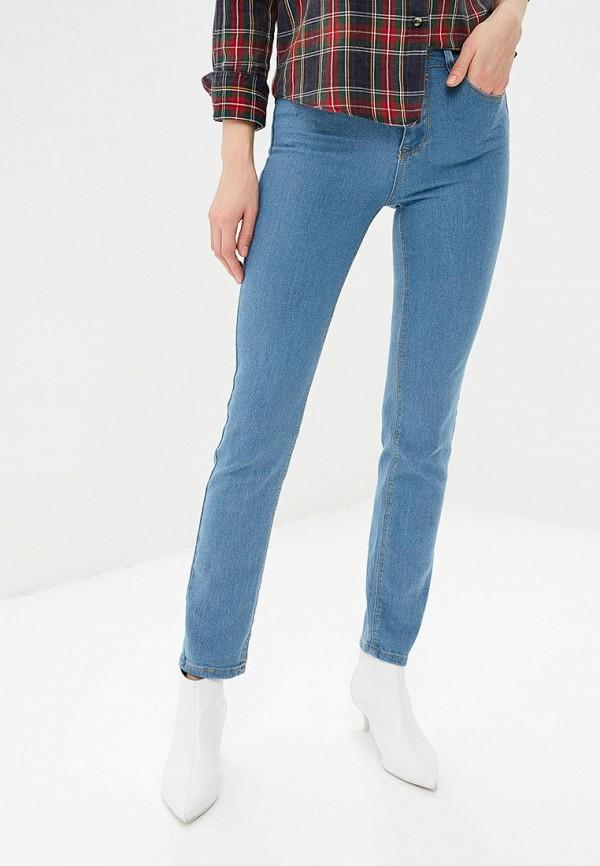 женские джинсы modis, голубые