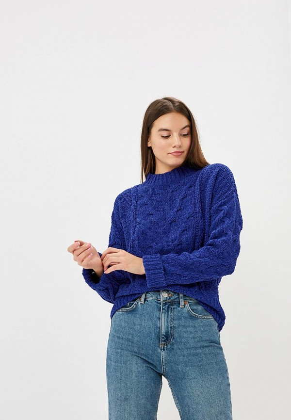 женский свитер modis, синий