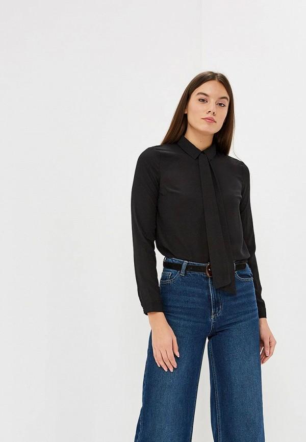женская блузка modis, черная