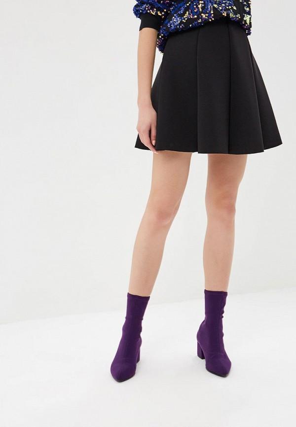 женская юбка modis, черная