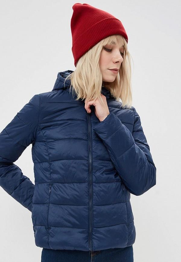 женская куртка modis, синяя