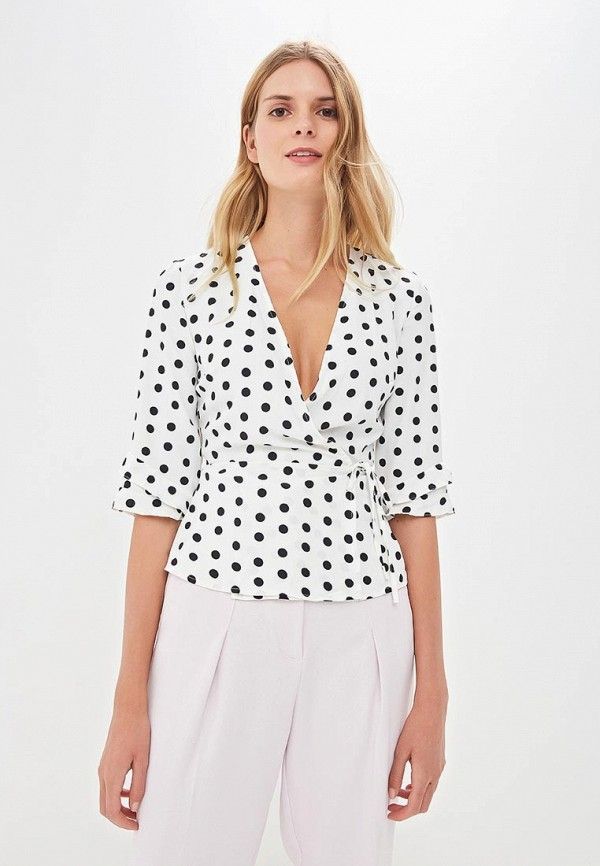 женская блузка modis, белая