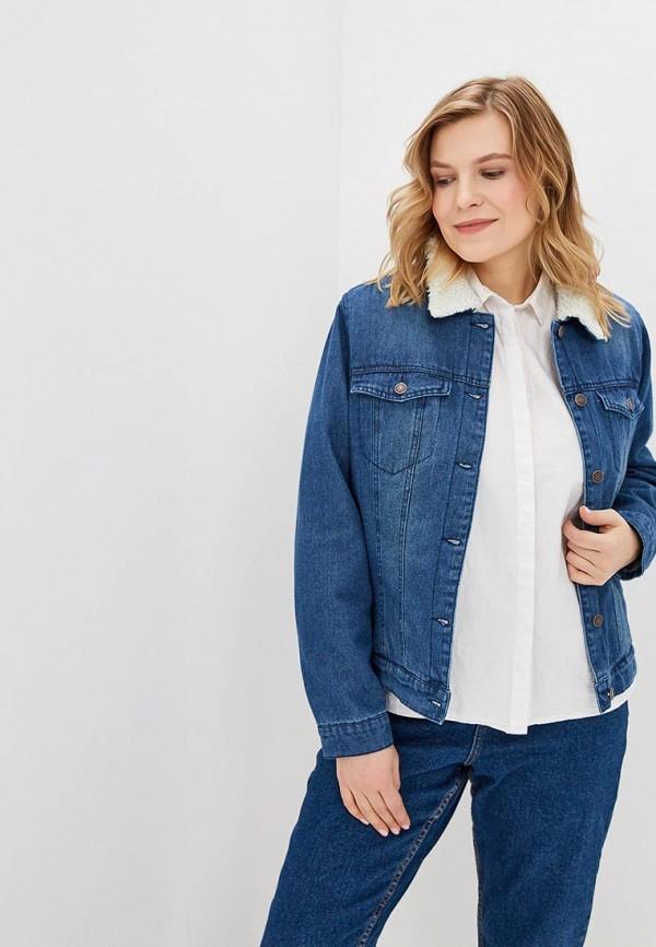купить Куртка джинсовая Modis Modis MO044EWERKA2 недорого