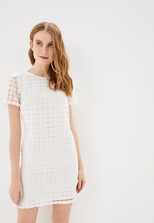 Фото - женское платье Modis белого цвета