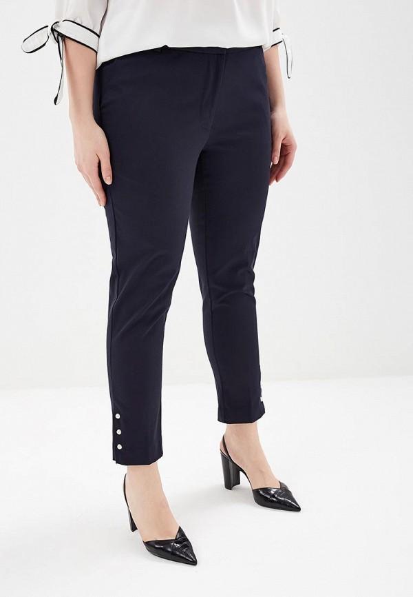женские повседневные брюки modis, синие
