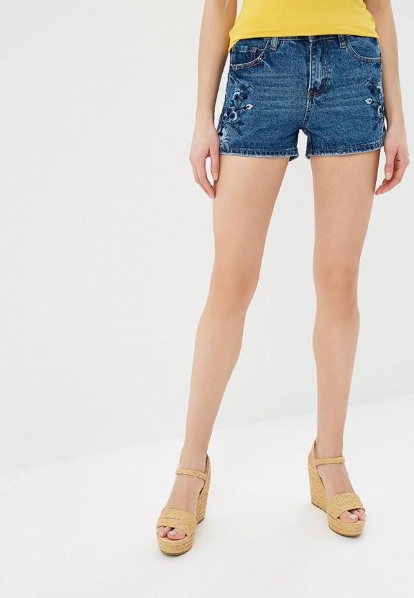 Шорты джинсовые Modis Modis MO044EWEZBD2 шорты джинсовые modis modis mo044ebfclm6