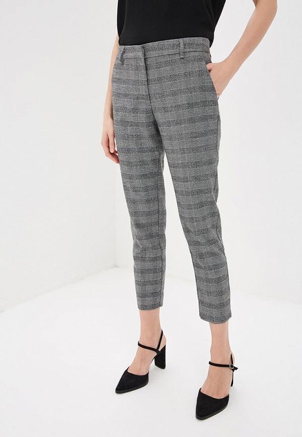 женские повседневные брюки modis, серые