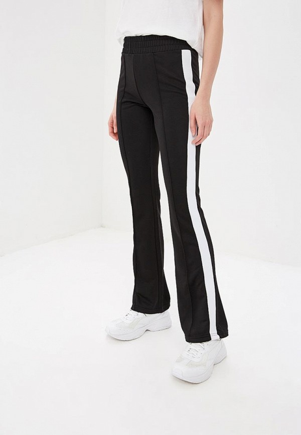 женские повседневные брюки modis, черные