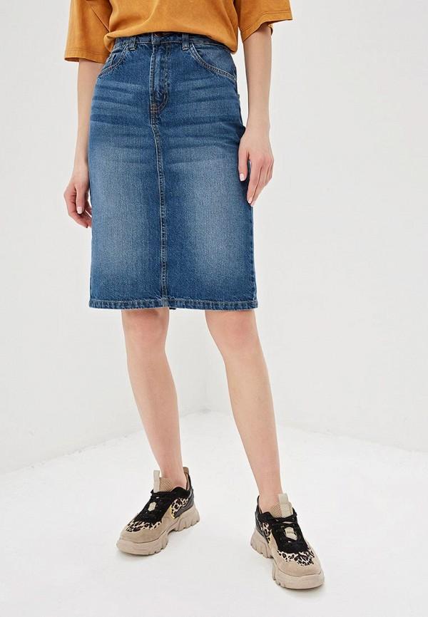 Джинсовые юбки Modis