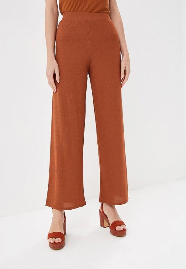 женские брюки modis, коричневые