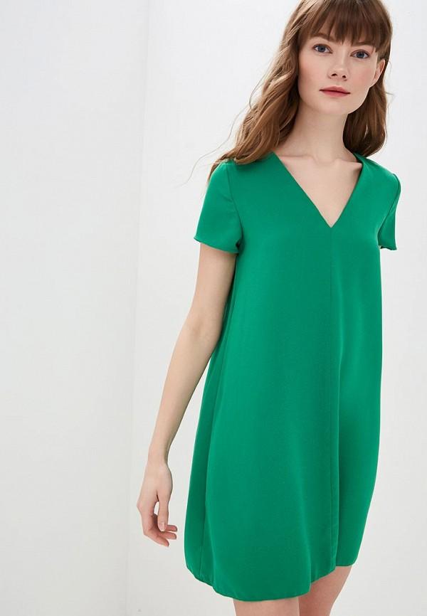 женское повседневные платье modis, зеленое