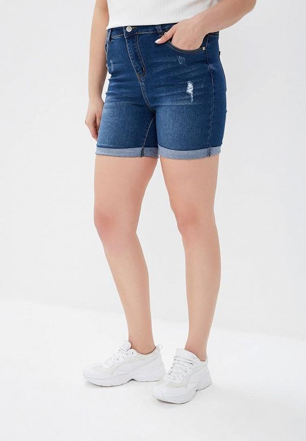 Шорты джинсовые Modis Modis MO044EWFENK9 шорты джинсовые modis modis mo044ebbasf6