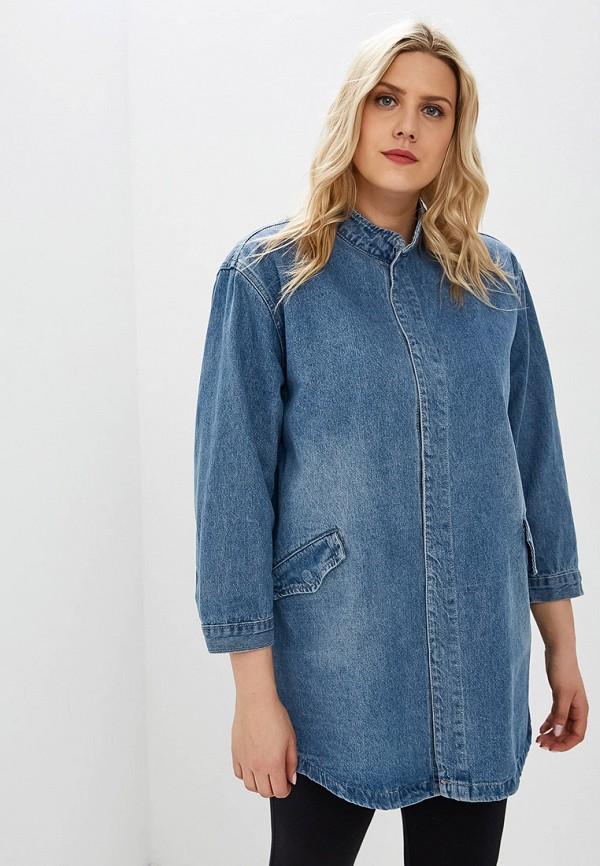 купить Куртка джинсовая Modis Modis MO044EWFFFM7 недорого