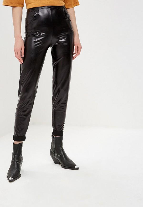 Фото - женские брюки Modis черного цвета