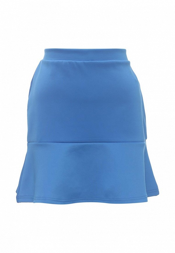 женская юбка modis, голубая