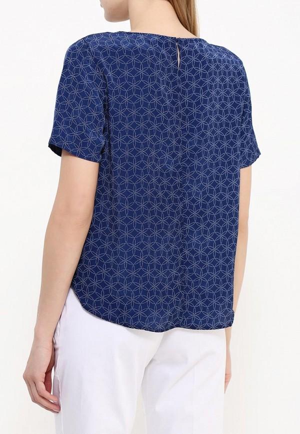 Фото 4 - женскую блузку Modis синего цвета