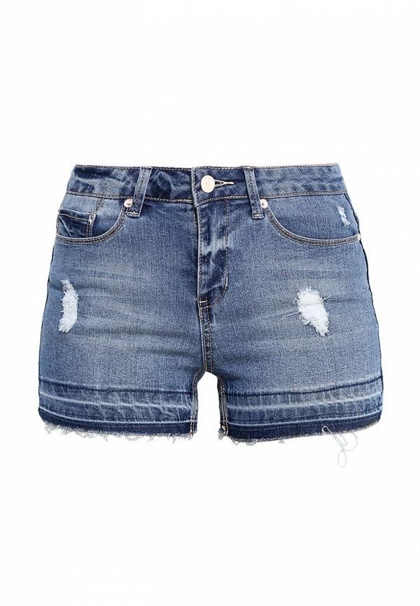 Шорты джинсовые Modis Modis MO044EWSWQ43 шорты джинсовые modis modis mo044ebfclm6